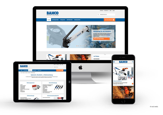Bahco Website